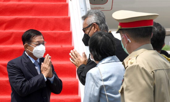 Southeast Asian Leaders Discuss Burma Crisis With Junta Chief