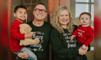 Couple Who Fostered 2 Neglected Toddler Siblings Adopt Them As 'Forever Sons'