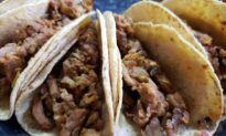 Celebrate Cinco de Mayo With Pork Tacos, California-Style