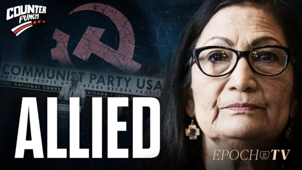 Trevor Loudon Reveals How Communist Party USA—Which Is Loyal to Chinese Communists—Has an Ally in President Biden's Cabinet