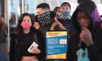 CDC Bumps Ukraine to Highest Level of COVID-19 Risk for Travel