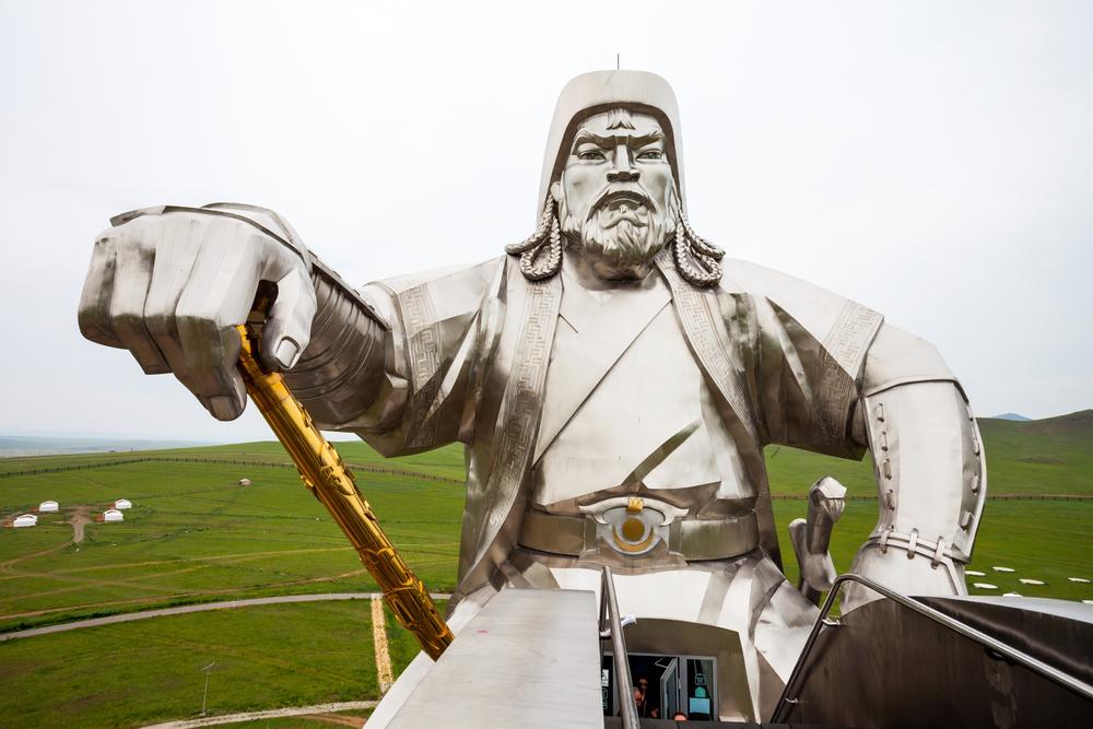 Ulaanbaatar,,Mongolia,-,July,13,,2016:,The,Genghis,Khan,Equestrian