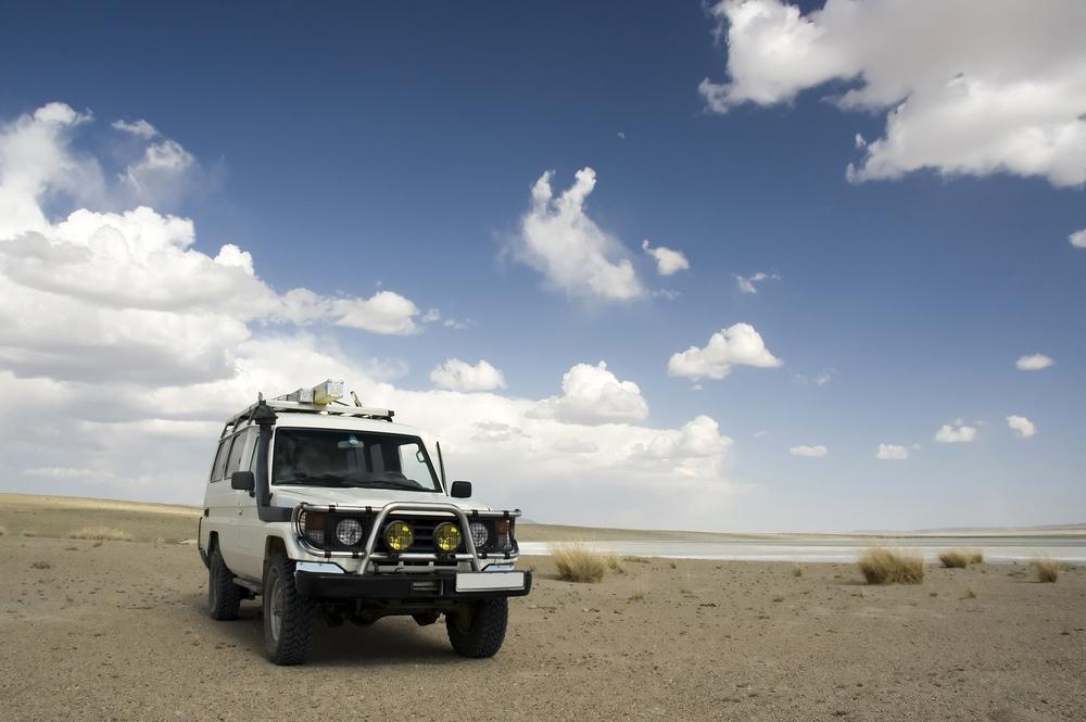 4wd,In,Gobi,Desert,,Mongolia
