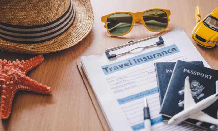 In the age of COVID-19, travel insurance is especially important. (Courtesy of iStock)