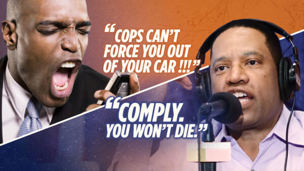 Why Law Enforcement Orders Drivers Out of Vehicles During Traffic Stops | Larry Elder