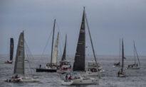 Parkinson's Disease Sufferer Takes on Sailing Regatta