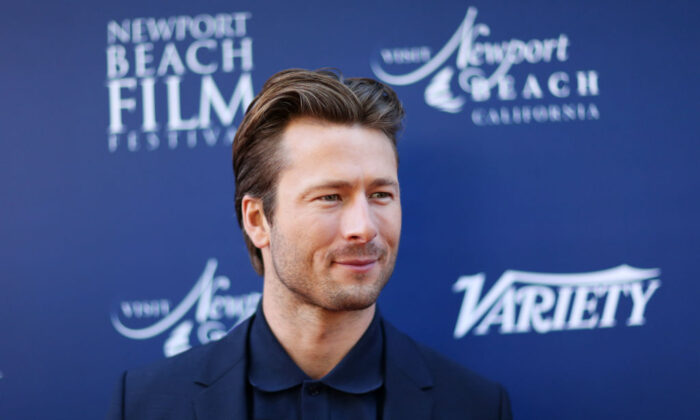 Glen Powell attends the Newport Beach Film Festival fall honors, featuring Variety's 10 Actors to Watch at The Resort at Pelican Hill, in Newport Beach, Calif., on Nov. 3, 2019. (Phillip Faraone/Getty Images)