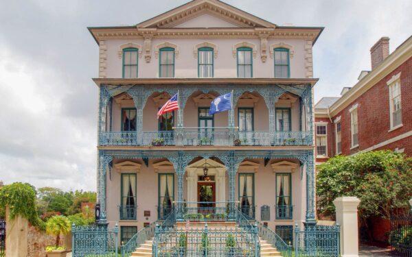 John Rutledge House Inn in Charleston, S.C.