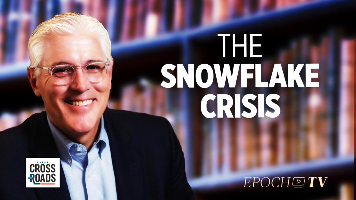 Safe Spaces Are Creating a Generation of 'Snowflake Tyrants': Dr. Everett Piper