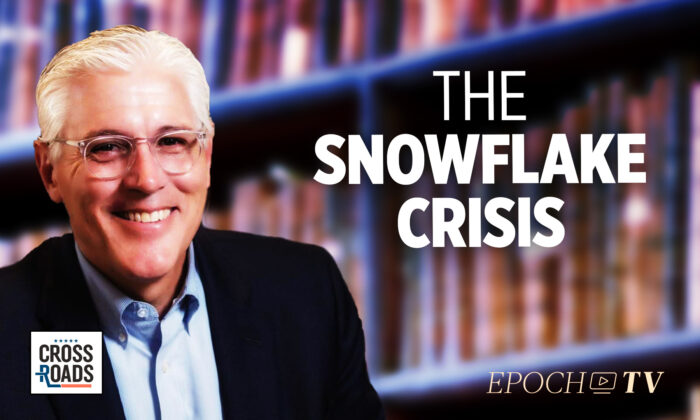 Safe Spaces Are Creating a Generation of Snowflake Tyrants Interview With Dr. Everett Piper | Crossroads (The Epoch Times)