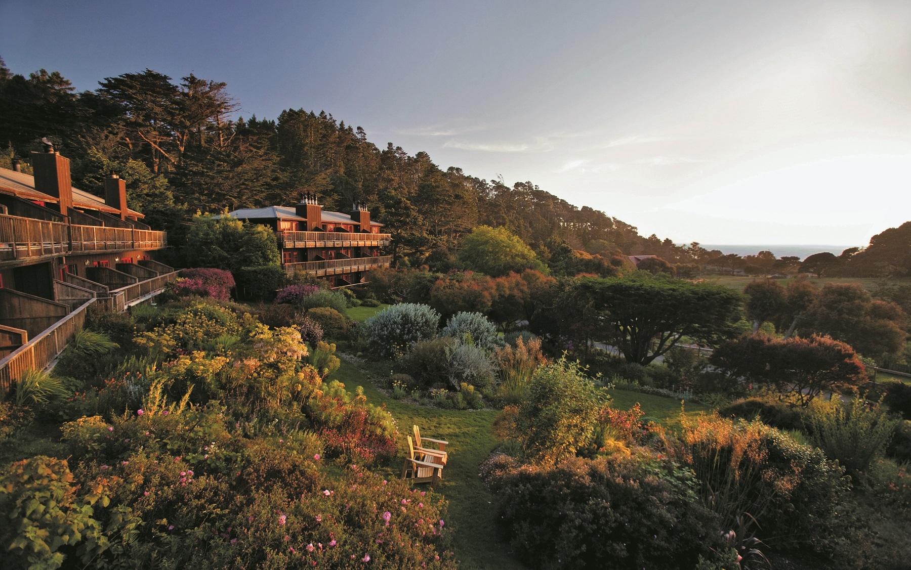 Sunset on Stanford Inn Resort