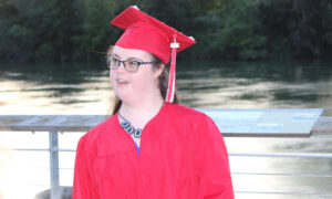 Girl With Down Syndrome, Autism, and Cerebral Palsy Graduates From College, Wins Award