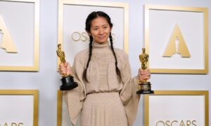 China Mutes Reaction to Zhao's Oscars as S. Korea Lauds Youn