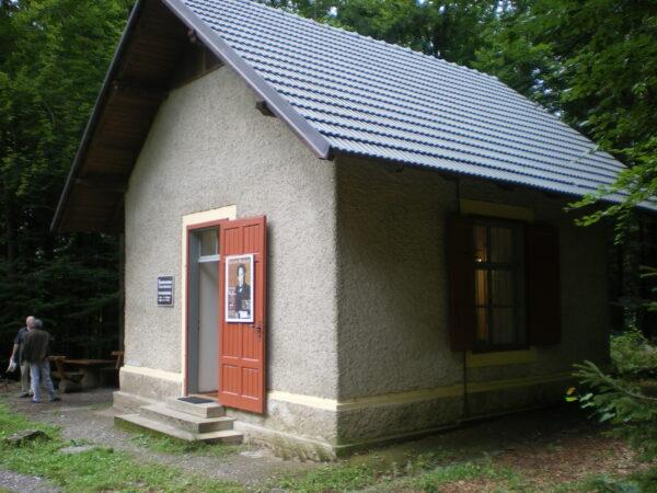 Mahler_Composition_Hut_Klagenfurt