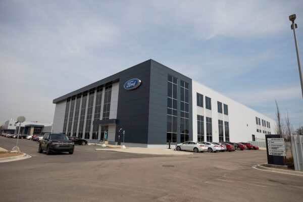 Ford Battery Lab