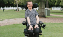 Man With Rare Condition That Forms Bones Outside Skeleton Says, 'You Can Do It'