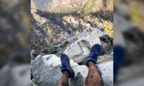 Hiker Lost in Mountains Texts Single Photo of His Legs–and Man Online Uses It to Locate Him, Saving His Life