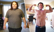 22-Year-Old Who Weighed 435lb and Attempted Suicide Loses 235lb in 2 Years, Becomes Powerlifter