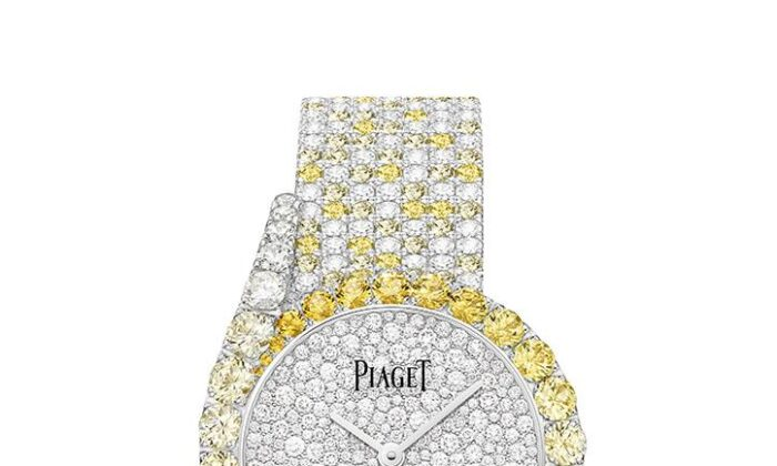(Courtesy of Piaget)