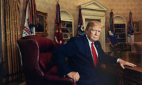 Trump Portrait Featured in Smithsonian's National Portrait Gallery Unveiled