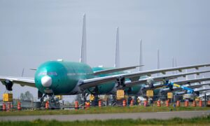 Boeing Posts $537 Million Loss in Q1, Less Than a Year Ago