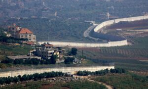 Israeli Military Says It Downed Hezbollah Drone on Lebanon Border