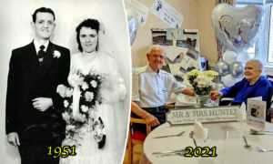 Couple Married for 7 Decades Reveal Their Secret to a Happy, Long Relationship