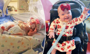 Preemie Twin Who Lost Her Brother at Birth Survives, Heads Home After 408 Days in Hospital