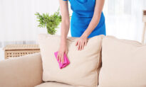 You'll Want to Make a Batch of This DIY Upholstery Cleaner
