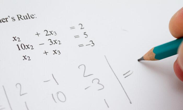 Math problem. (Tribune Content Agency)