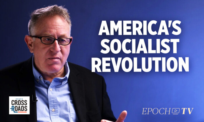 America is in a Socialist Revolution- Interview With Trevor Loudon | Crossroads (The Epoch Times)