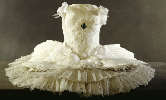 Reviving 'The Dying Swan,' Ballerina Anna Pavlova's Costume