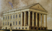 American Classicism and the 'Gentleman Architect' Thomas Jefferson