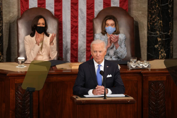 Many Key China Issues Still 'Under Review' at Biden's First 100 Days