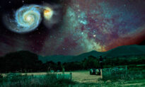 Doctor Takes Stunning Photos of Galaxies 2 Million Light-Years Away From His Own Backyard