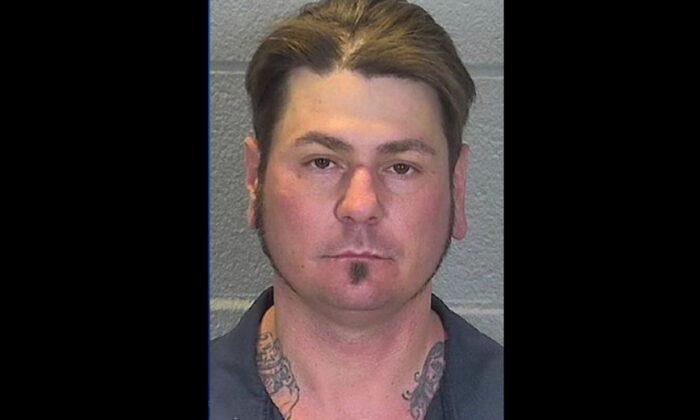 James Brian Chadwell (Tippecanoe County Jail)