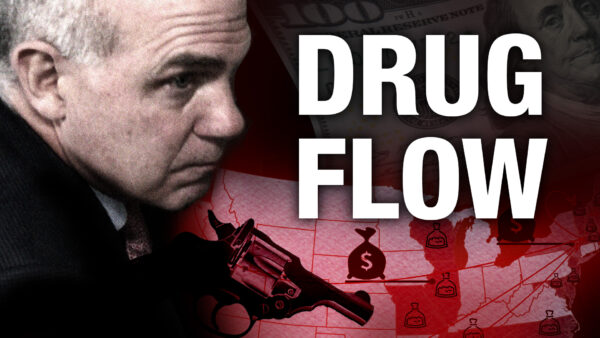 Drug Flow: How Drugs, Cash, & Chemicals Flow to the US From China