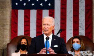 Biden's Speech to Congress Garners Backlash From CCP