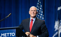 Pence Makes First Speech Since Leaving White House