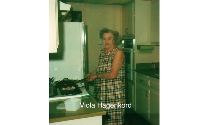 An arrest was made April 28, 2021 in connection with the 1980 sexual assault and murder of 79-year-old Viola Hagenkord. (Courtesy of the Anaheim Police Department)