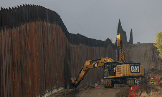 Senate Democrats' Bill Shifts Border Patrol Funds to Remove Border Wall