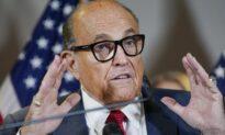 New York Supreme Court Suspends Rudy Giuliani's Law License