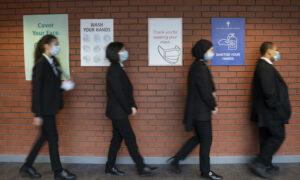 Pfizer, BioNTech Seek EU's OK to Use COVID-19 Vaccine on Kids