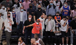 New York Knicks to Limit Ticket Sales to Vaccinated People, Require Proof for Entry