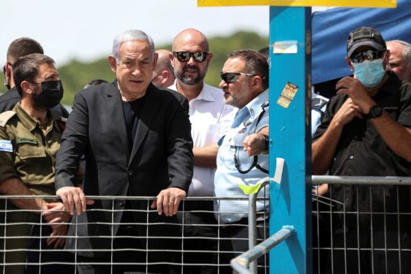 Israel festival accicdent