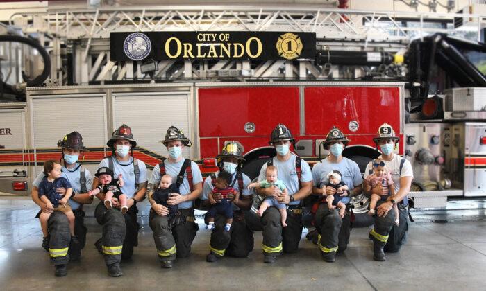 (Courtesy of Orlando Fire Department)
