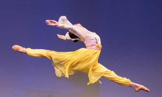 Artist Profile: Shen Yun Principal Dancer Michelle Lian's Magic Within the Movements