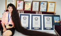 Teen Who Set Guinness World Record for Longest Hair Donates It to Inspire Others to Do the Same