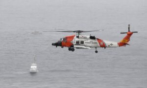 Coast Guard Rescues 23 Illegal Immigrants From Smuggling Boat Stuck off California Coast