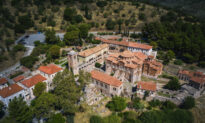A Golden Byzantine Treasure: Greece's Hosios Loukas Monastery